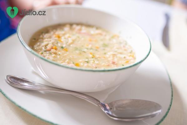 Mléčná polévka recept