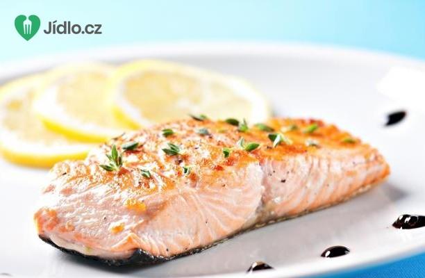 Mražený losos recept