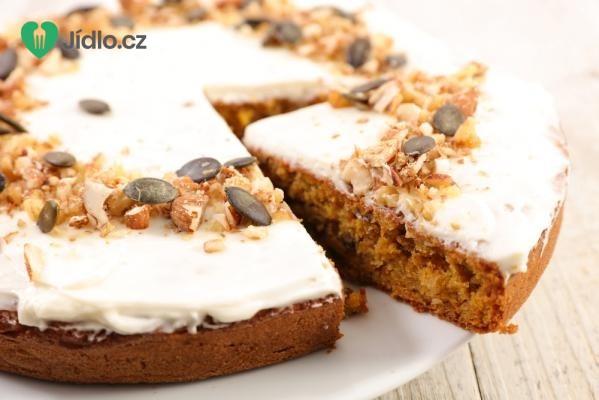 Mrkvový koláč recept