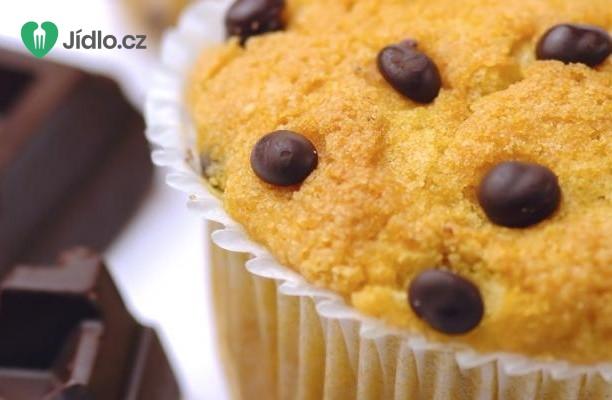 Recept Muffiny s kousky čokolády
