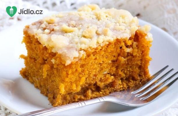 Nepečený rychlý dýňový dort recept