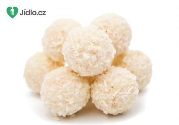 Nepečené kokosové koule pro diabetiky recept