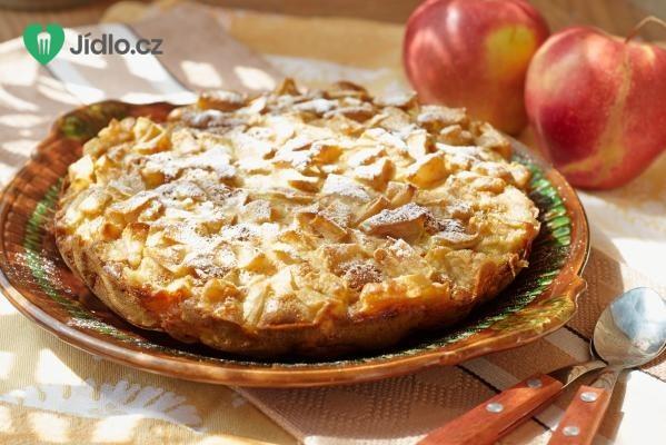 Nepečený jablečný dezert recept