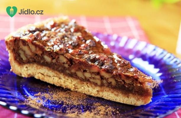 Recept Ořechový koláč