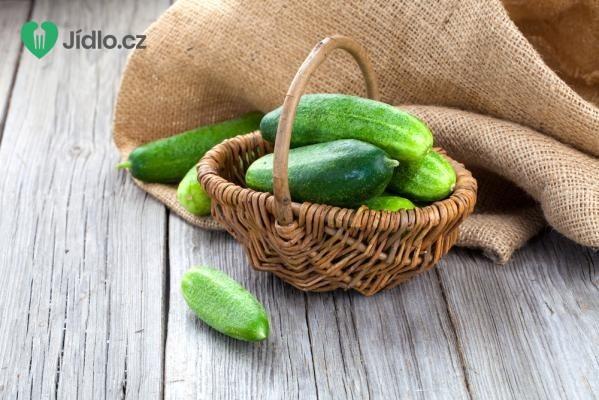 Okurkový salát s rukolou recept