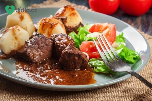 Omáčky z vepřového masa  recept