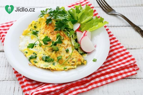 Omelety s kopřivami recept
