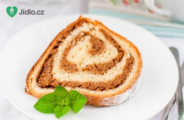 Ořechová roláda recept