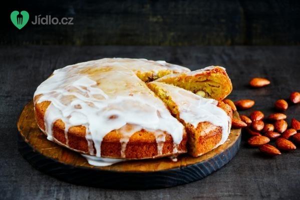 Ořechovo-mandlový dort recept