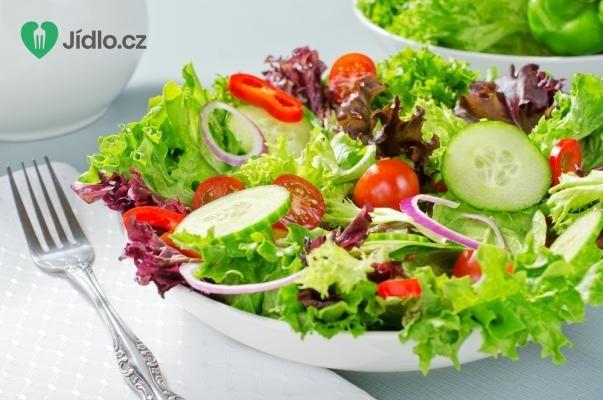 Ostrá zálivka na salát recept