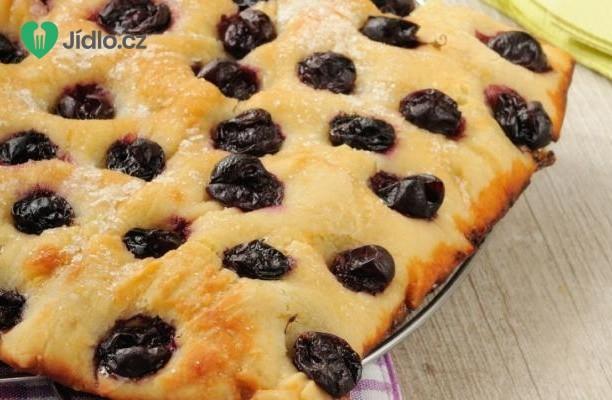 Ostružinový koláč recept