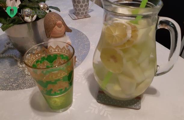 Osvěžující ovocný nápoj recept