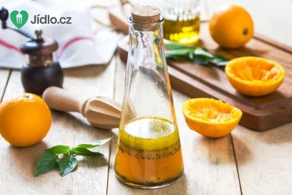Ovocná zálivka na hlávkový salát recept