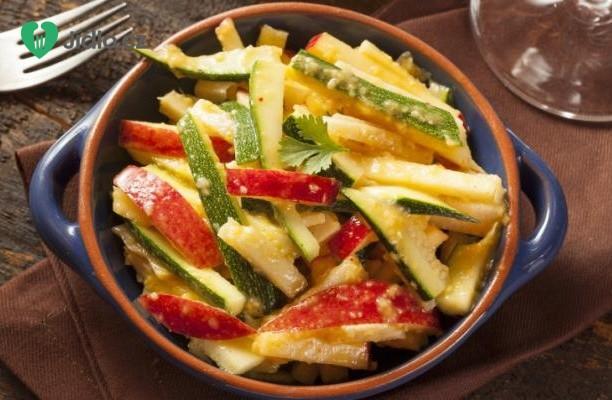 Recept Předkrm z jicama s limetkovou šťávou a chilli kořením