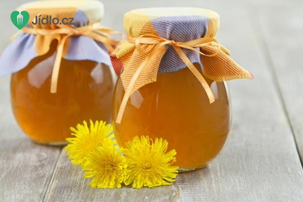 Pampeliškový med (sirup) s pomerančovou příchutí recept