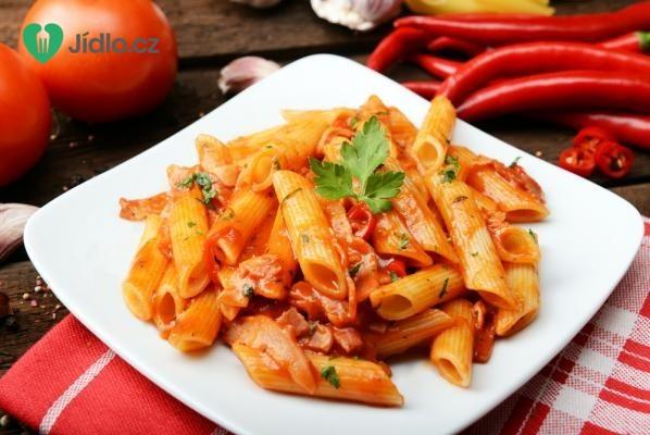 Papriková omáčka na těstoviny recept