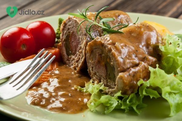 Pečené rolky z vepřového masa recept
