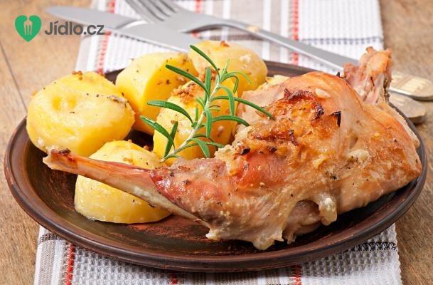 Pečený králík recept