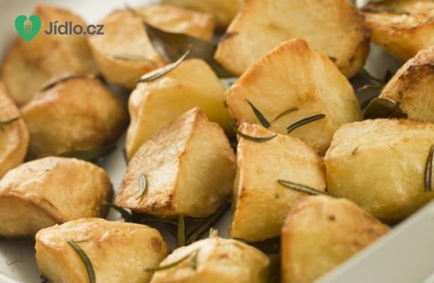 Perfektní pečené brambory recept