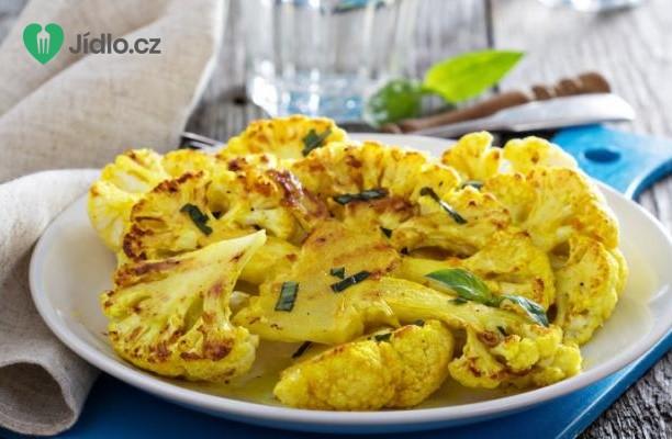 Pikantní grilovaný květák recept