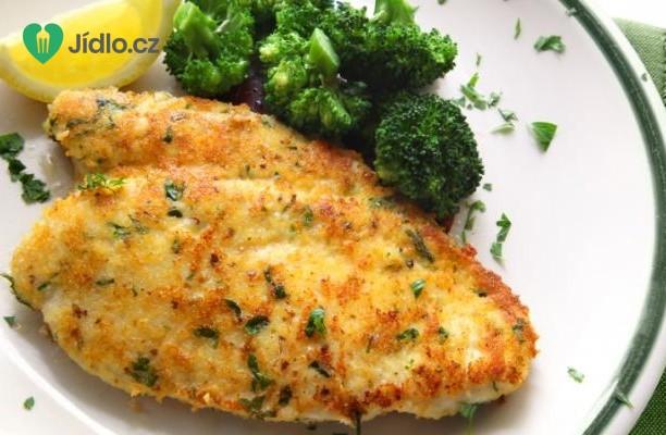 Pikantní kuřecí řízečky s brokolicí recept