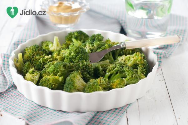 Pikantní brokolice recept