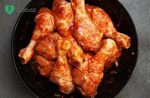 Pikantní kuře v marinádě recept
