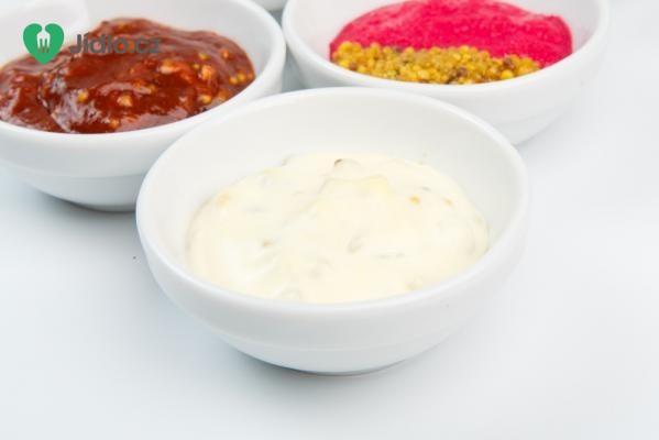 Pikantní majonéza s křenem recept