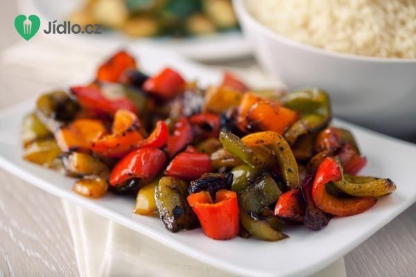 Pikantní papriky recept