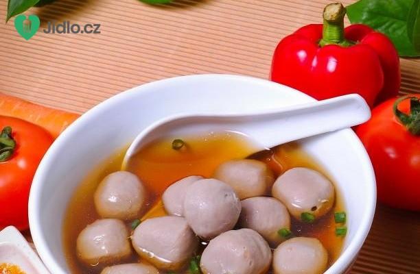 Recept Polévka s fenyklem a rybími nočky