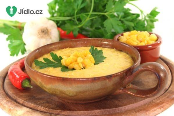 Polévka z kukuřice recept