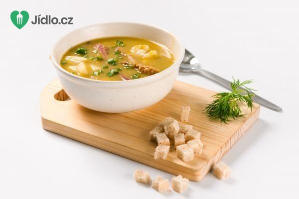 Polévka z vepřových jater recept