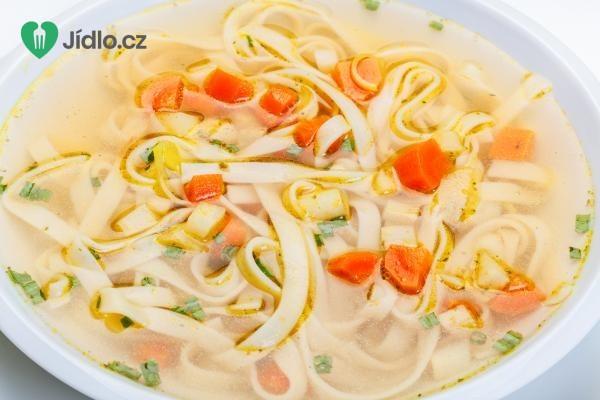Polévkové nudle bez lepku recept