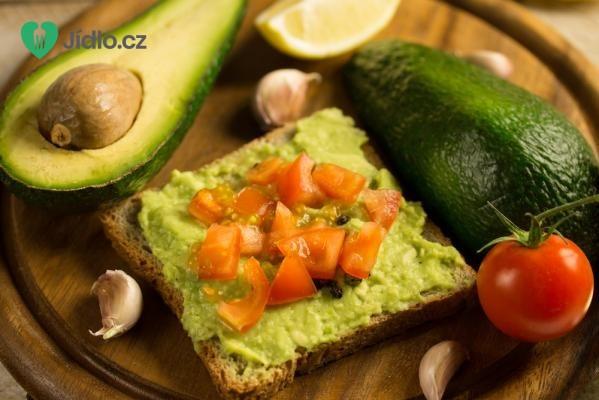 Pomazánka s avokádem recept