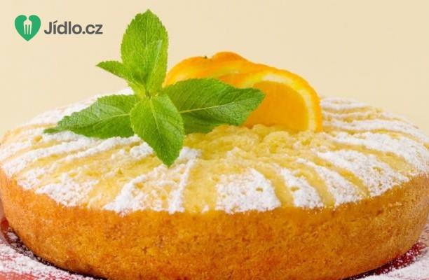 Pomerančový koláč z mandlové mouky recept