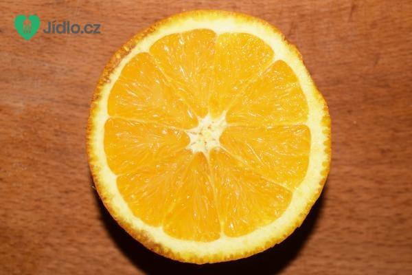 Pomerančový moučník recept