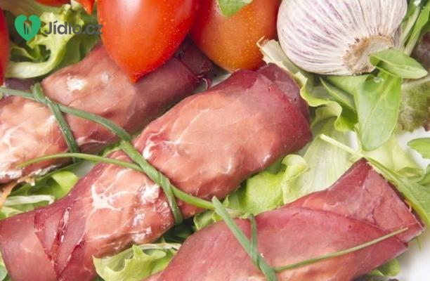 Recept Prosciutto závitky