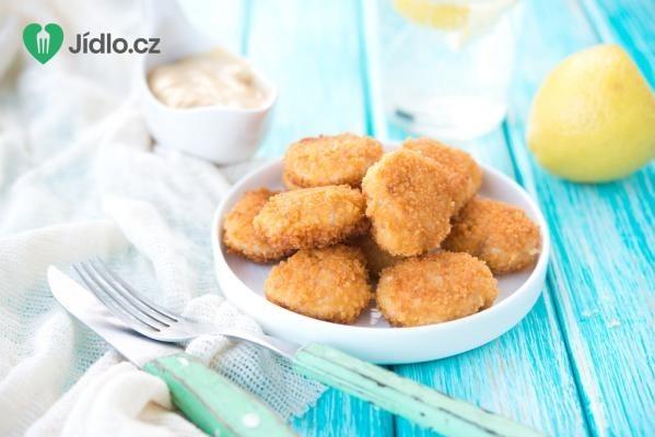 Quinoa kuřecí nugety recept