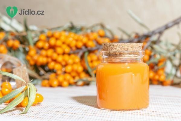 Rakytníkový džem recept