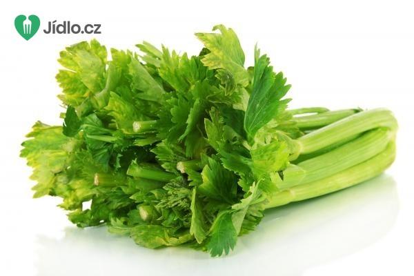 Řapíkatý celer recept