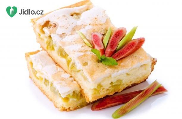 Recept Rebarborový koláč