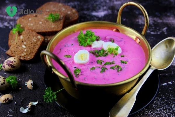 Rotkohlsuppe z červeného zelí recept