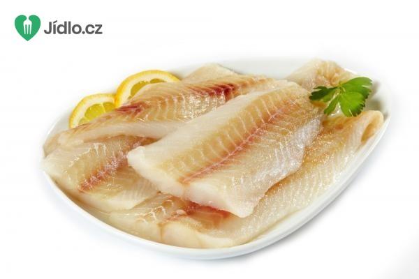Rybí filé v troubě recept