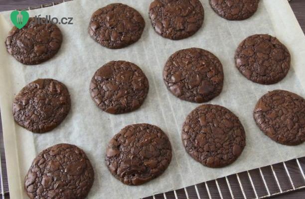 Rychlé čokoládové sušenky recept