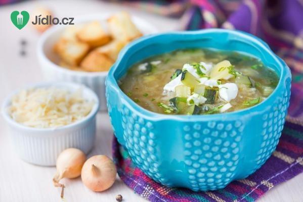 Rychlá polévka s rýží recept