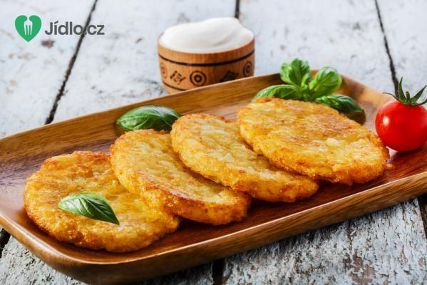 Rychlé bramborové placky recept