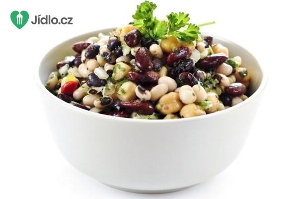 Rychlý fazolový salát recept