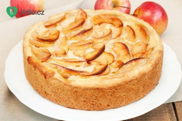 Rychlý jablečný dort recept