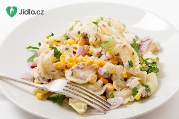 Rychlý salát z těstovin recept