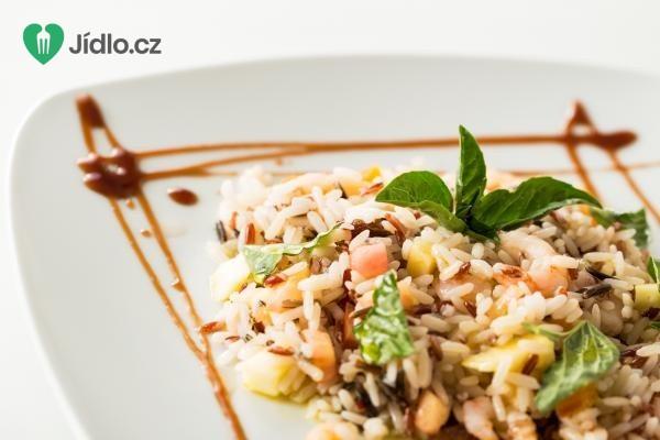 Rýžový salát recept